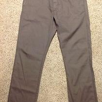 Armani Exchange A/x Mens 38 R Medium Brown Dress Pants Nice Photo