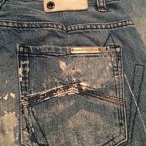 Armani Exchange Ax Paint Jeans Size 30x27  Photo