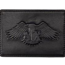 Armani Exchange Ax Men's Embossed Eagle Card Holder Wallet New Photo