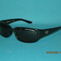 Armani Exchange Ax031/s 807 Black/gray Women's Sunglasses 53mm Photo