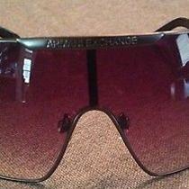 Armani Exchange Ax101/s Sunglasses Never Worn Photo