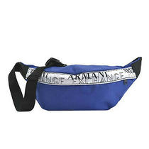 Armani Exchange Belt Bag Waist Bag 952272 Blue 00134 Photo