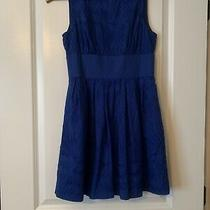 Armani Exchange Blue Dress Photo