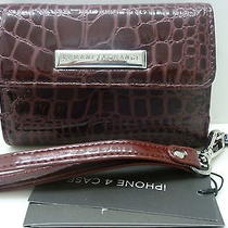 Armani Exchange Iphone 4 Case Beet Color Photo