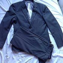 Armani Exchange Man Suit Photo