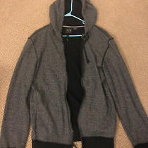 Armani Exchange Mens Blue Jacket Photo