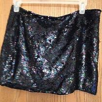 Armani Exchange Sequin Skirt  Photo