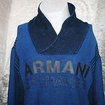 Armani Exchange Sweater Blue  Photo