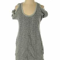 Armani Exchange Women Gray Pullover Sweater Xs Photo