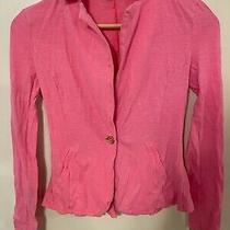 Armani Exchange Womens Blazer L Size Xs Photo