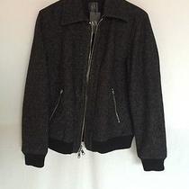 Armani Exchange Wool Bomber Jacket Photo