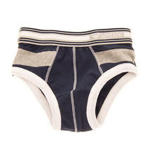 Armani Junior Brief Knickers Size 2y / 94cm Elasticated Waistband Made in Italy Photo