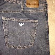 Armani Mens Jeans Photo