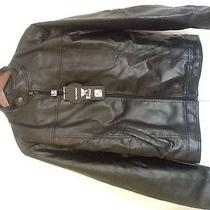 Armani Motorcycle Jacket Mens Photo