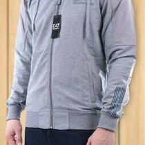 Armani Tracksuit Size 2xl Set Full Zip Jacket Grey New Mens Genuine Tags 100%  Photo