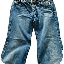 Armani Womens Jeans Blue Denim Size 27 Photo