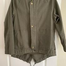 Army Green Long Sleeves True Religion Medium Jacket. Regular 299.  Sale 150.00 Photo