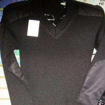 Army Navy Air Force Marines Police Black Commando  Sweater   Md Photo