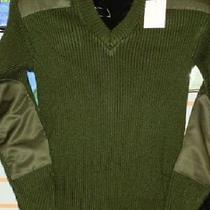 Army Navy Air Force Marines Police Od Commando  Sweater Sm Photo