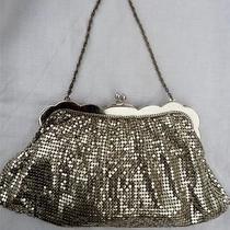 Art Deco Whiting & Davis Silver Metal Mesh Bag/purse C1930 Photo