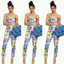 Art of Color Jumpsuit (Jessica Simpson) Photo