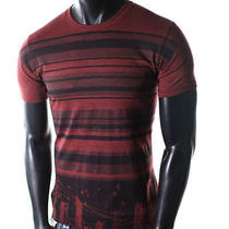 Art Street Military Music Stripes York Express Vintage Hipster T-Shirt 2xl 2xl Photo