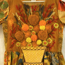 Art to Wear One of a Kind  Dresses by Artist Photo