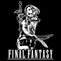 Ashe T-Shirt  Final Fantasy Playstation Video Game Shirt  Photo