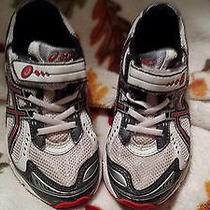 Asic Childrens Shoes - Size 12 - Excellent Condition Photo
