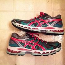 Asic's Womens Gel Nimbus 15 Photo