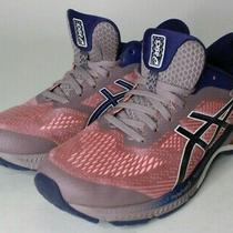 Asics 1012a457  Womens Gel-Kayano 26 Navy Violet Blush Pink Size 10.5 Photo