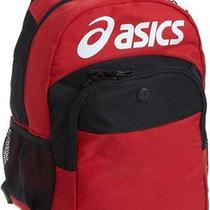 Asics Backpack  Red Photo
