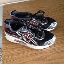 Asics Boys Shoes Size 1 Photo
