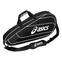 Asics Challenger Racquet Bag Black/black Photo