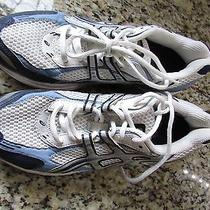 Asics Duomax Athletic Shoes Womens 8.5 Sneaker Shoes Style Tn454 Free Ship Photo