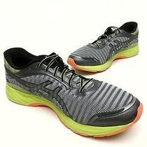 Asics Dynaflyte Mens Running Shoes T6f3y Sz 16 eu51.5 Athletic Gray Walking Photo