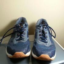 Asics Dynamic Duomax Sneakers Shoes T58n Womens   Sz 10  Blue Photo