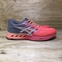 Asics Fusex (T689n) Running Shoes Womens Size 8.5 Pink/coral/grey Photo