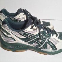 Asics Gel 1120 v Women's Green/white Running Shoe 8m Guc Photo