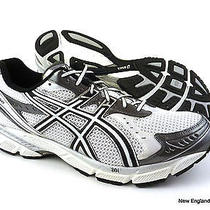Asics Gel-1160 (4e) Wide Running Shoes for Men Size 14 - White / Black / Storm Photo