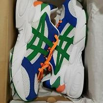 Asics Gel-Bnd Sneakers Casual    - White - Mens Size 9 Photo