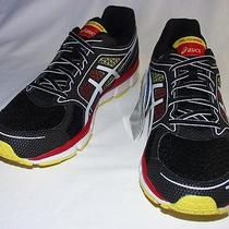 Asics Gel-Chase T3a2n Running Shoeasics Gel Systemblack/multi-Colors New Photo