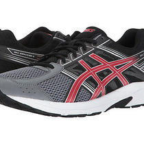Asics Gel Contend 4 Men's Running Shoe Carbon/red/black Size 11 Photo