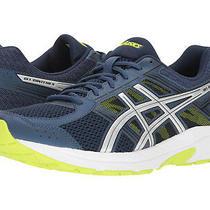 Asics Gel Contend 4 Men's Running Shoe Dark Blue/yellow Size 11 Photo