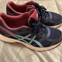 Asics Gel-Contend 4 (T765n) Athletic Running Shoe-Women's Size 10 1/2 Blue Photo