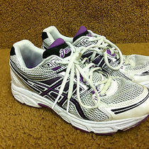 Asics Gel-Conteno T2f9n Women's Shoes Size 7 Purple Gel  Photo