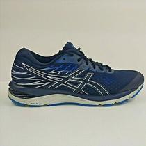 Asics Gel Cumulus 21 Running Shoes Men's Size 11 Us Navy Blue 1011a551 Photo