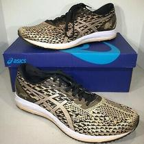 Asics Gel-Ds Trainer 25 Boston Mens Size 13 Gold/black Running Shoes X5-544 Photo