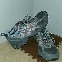 Asics Gel Enduro 7 T1g5n Running Hiking Shoes Sneakers Blue Gray Womens Size 10 Photo