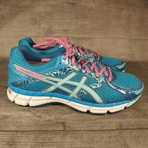 Asics Gel Excite 3 Running Shoes Womens Size 10 Turquoise Aqua Pink T5b9n Photo